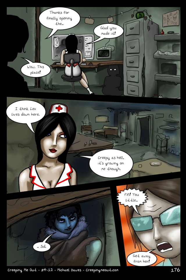 176 Hospital Basement