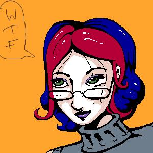 Orange Anna