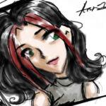 Anna by Chandra Free